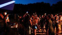 Covid-19 : 800 personnes participent à une rave party près de Rennes