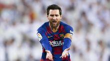 ¿Dónde está Messi en el momento más importante de la temporada?