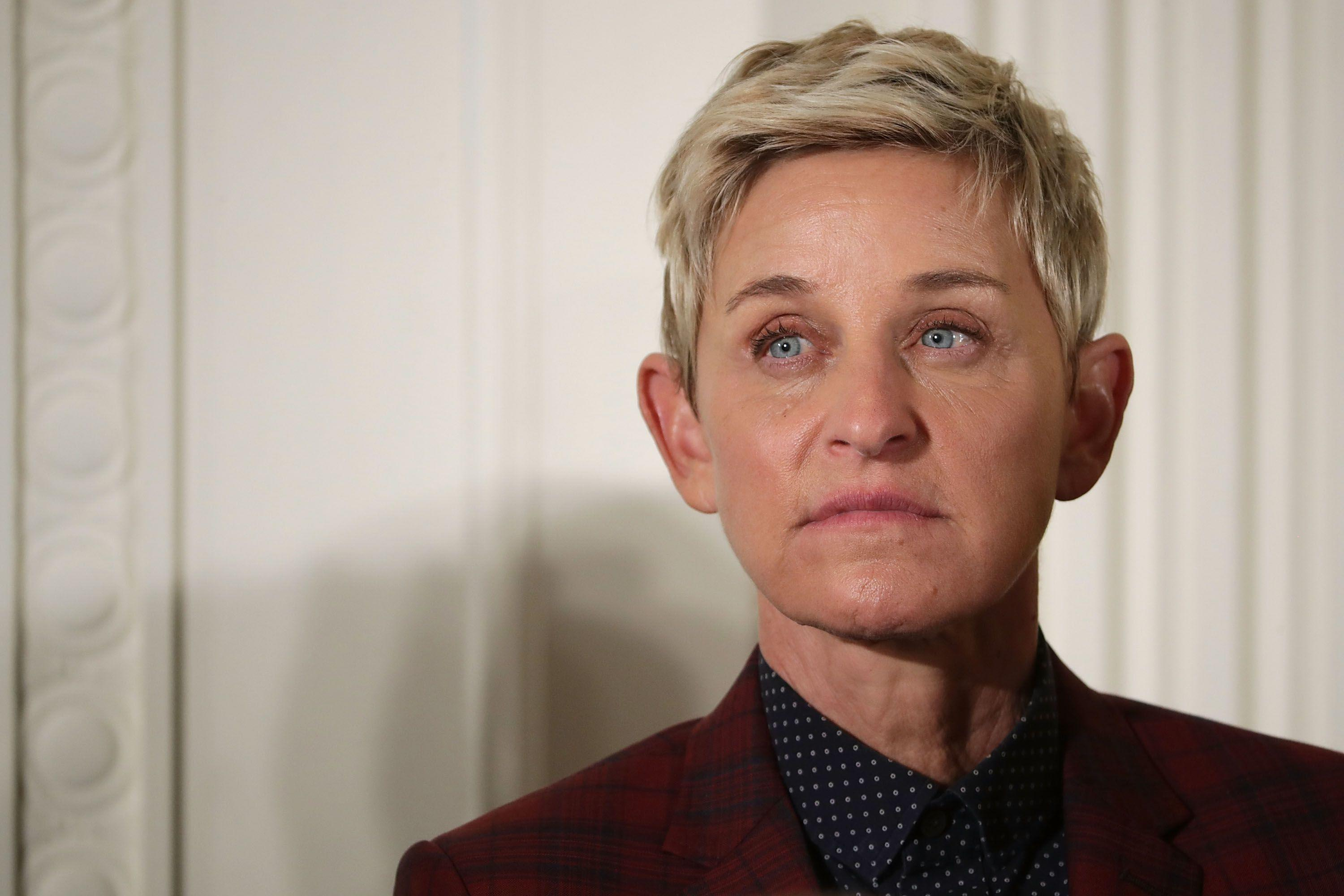 'The Ellen DeGeneres Show' under workplace investigation following claims of mistreatment: report