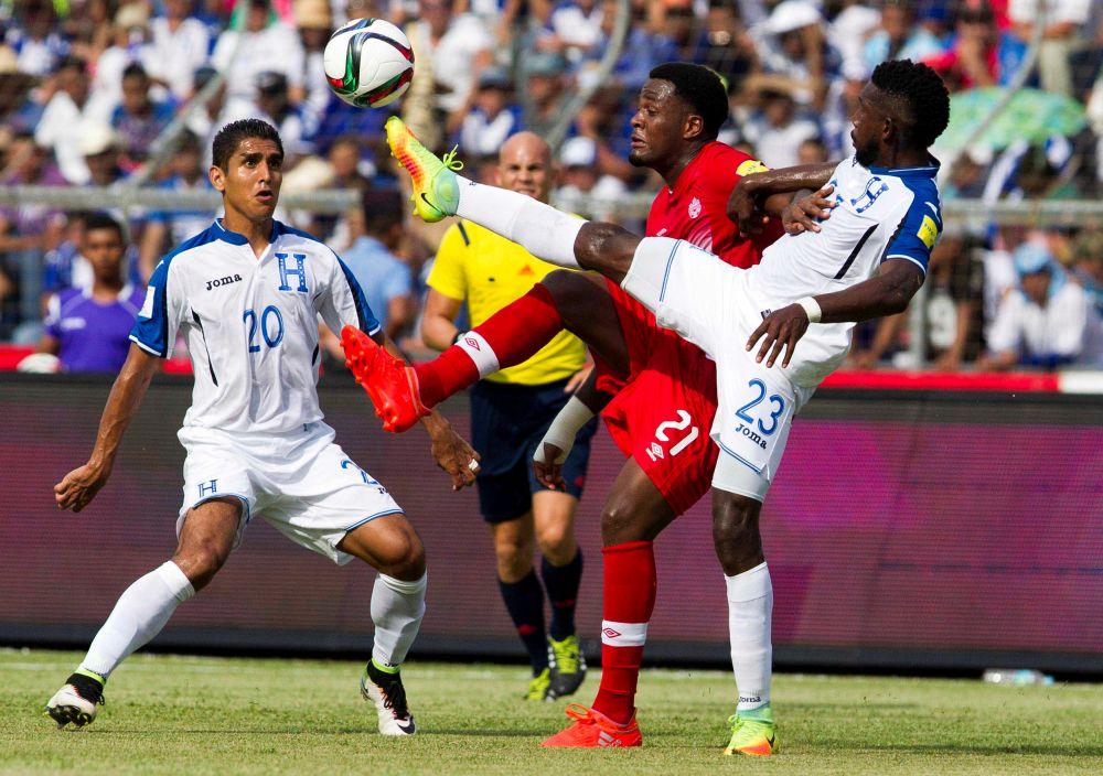 Football Soccer - Honduras v Canada