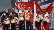 SEA Games: Synchronised swimming duet win second gold for Singapore