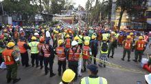 Mexico earthquake: Powerful 6.2 magnitude tremors shake capital as region recovers from devastating quake