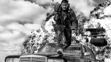 Mad Max's George Miller on turning Fury Road into a black and white film and the Mad Max: The Wasteland sequel