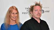 Johnny Rotten is a full time carer for Alzheimer's-suffering wife Nora