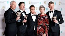 BAFTA 2018 Film Awards winners gallery