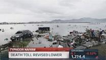 Global aid to the Philippines