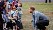 5 highlights from day 2 of Prince Harry and Meghan Markle's royal tour