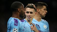 Raheem Sterling backs Manchester City team-mate Phil Foden to earn England call-up after Champions League strike