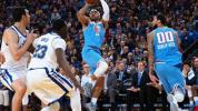 Basket - NBA - Sans Curry, Durant et Thompson, les Warriors tombent face aux Kings