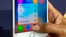 Ecco il 3D Touch: perché la nuova interfaccia dell'iPhone è entusiasmante