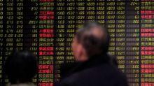 Índices acionários chineses caem à medida que investidores temem mais tarifas
