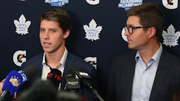 Maple Leafs salvaged the Marner situation, but it's bound to remain a little awkward