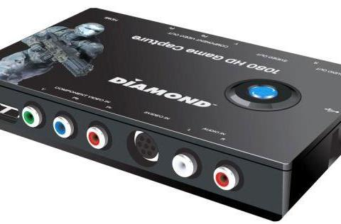 Diamond Multimedia intros GC1000 console-friendly real-time HD video capture device