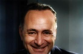 Senator Chuck Schumer writes open letter to Steve Jobs, world is officially doomed