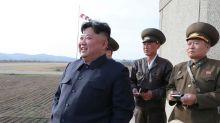 Kim le suma presión a Trump: probó un nuevo misil táctico teleguiado