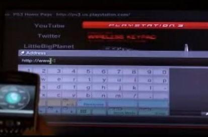 Game|Shadow dongle turns Blackberry into PS3 remote / keypad