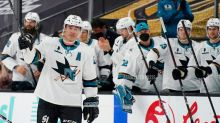 Items from Patrick Marleau's historic night to be on display