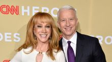 Anderson Cooper Says He Hopes Kathy Griffin 'Bounces Back' From Trump Photo Scandal