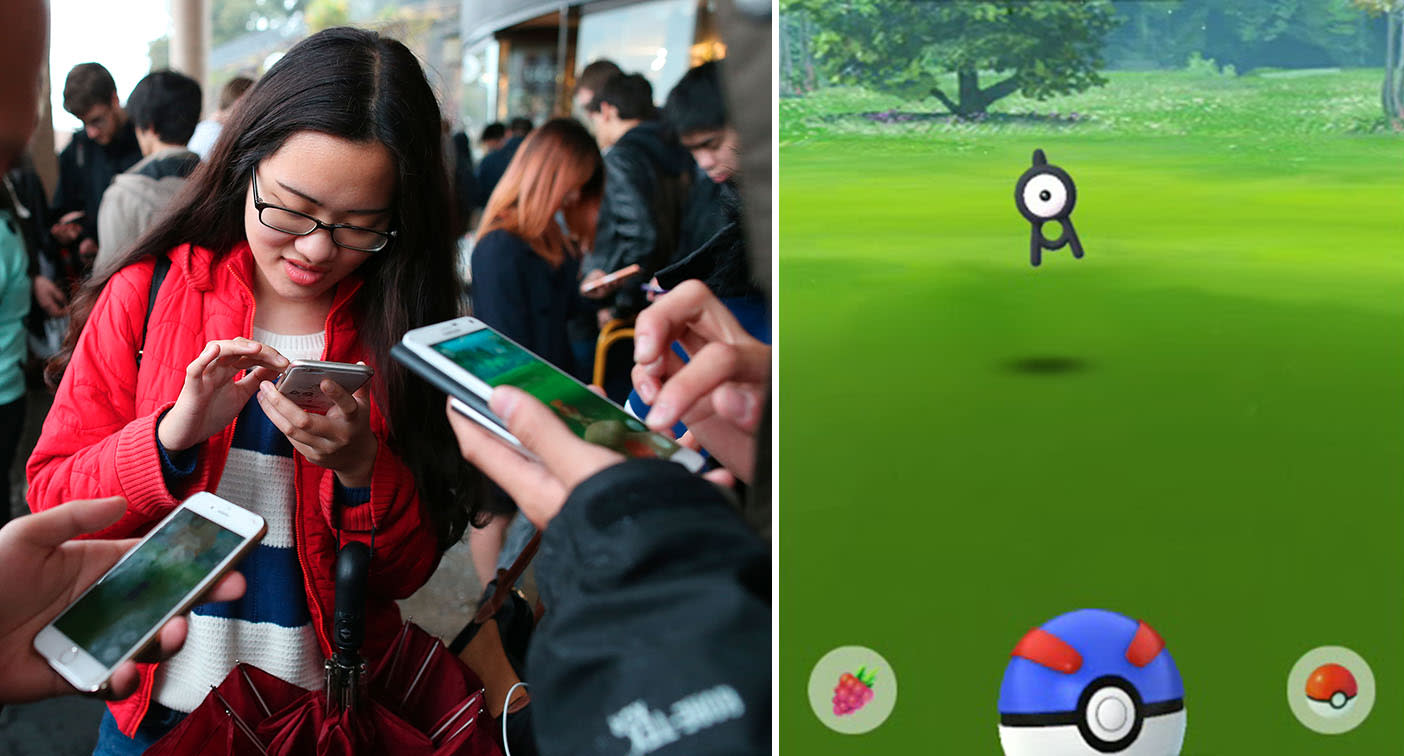 Pokemon GO: Rare Unown appearing at PAX Melbourne gaming event