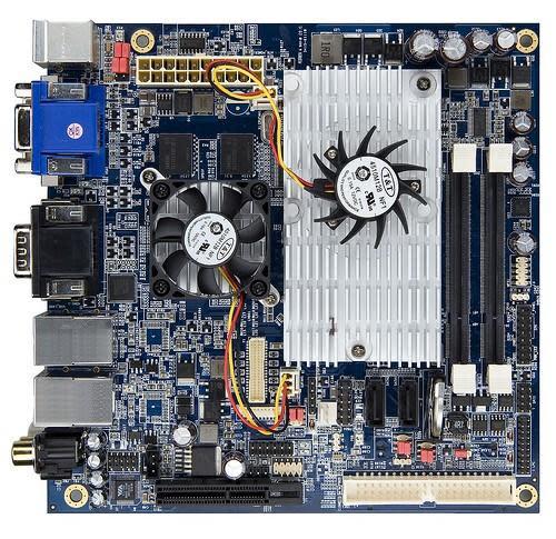 Video: VIA's VB8003 Mini-ITX board has dual-HDMI, could rock your HTPC's world