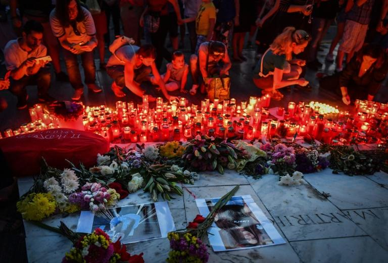 Anger in Romania as girl killed after police ignored calls for help