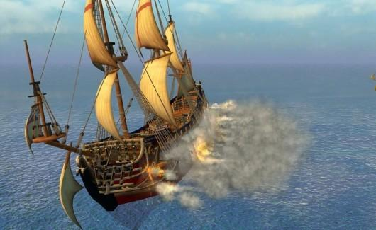 Pirates of the Burning Sea fine-tunes engagement odds