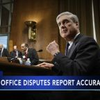 Mueller disputes report that Trump directed lawyer to lie