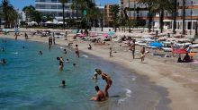 Spain axes testing requirement for British tourists from 20 May