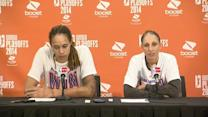 Postgame: Griner and Taurasi