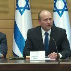 New Israeli PM Bennett vows to 'heal the rift'