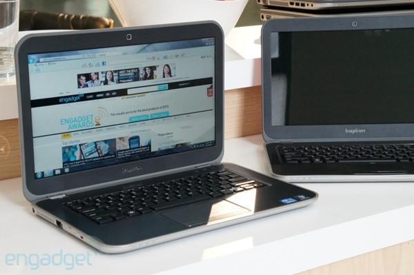 Dell unveils Inspiron 14z Ultrabook, multimedia-friendly Inspiron 15R and 17R
