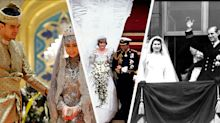 Iconic royal weddings from around the world