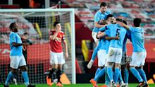 Manchester City reach fourth consecutive League Cup final with entertaining win over Manchester United