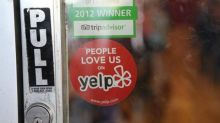Yelp Stock Slumps as Analysts Praise Facebook and Google