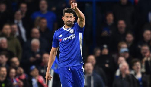 Premier League: Costas China-Wechsel wohl nur noch Formsache