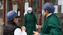 South Korea becomes biggest coronavirus centre outside China