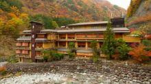 Inside the world's oldest hotel in Japan