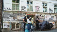 Durchsuchung: Razzia gegen Linksextremisten in Berlin