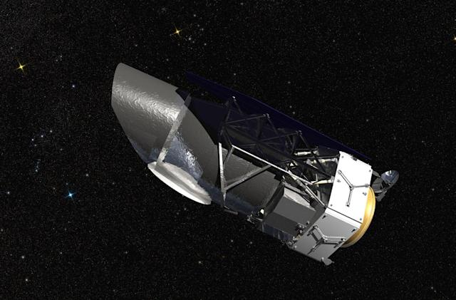 NASA's next space telescope sees 100 times more than Hubble