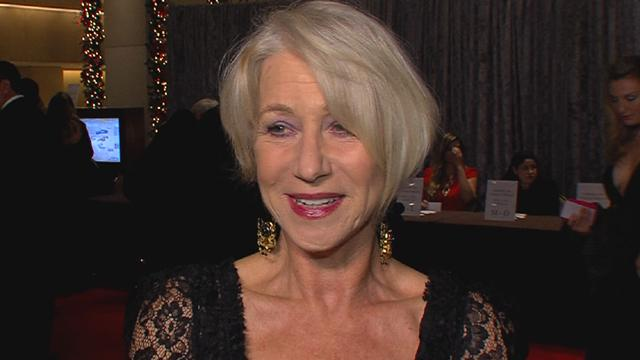 Helen Mirren On Her 2014 Golden Globes And SAG Nominations: 'I Didn't Expect To Be Nominated'