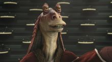 Jar Jar Binks actor says it's 'impossible' to make all 'Star Wars' fans happy