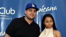 Rob Kardashian's famous family urge him to leave Blac Chyna