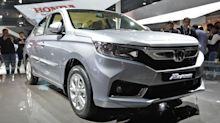 Honda Amaze 2018 Diesel STD Exterior