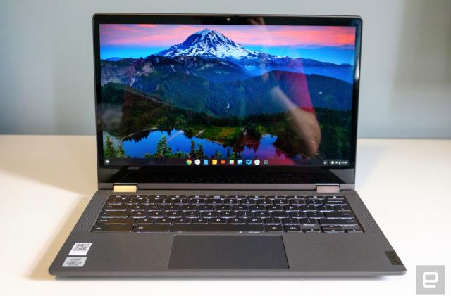 Chromebook demand more than doubled in 2020 due to the pandemic