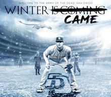 Winter Came: The 2017 San Diego Padres