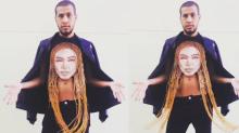 Beyoncé superfan DIY'ed the most fabulous tribute T-shirt you'll want to copy ASAP
