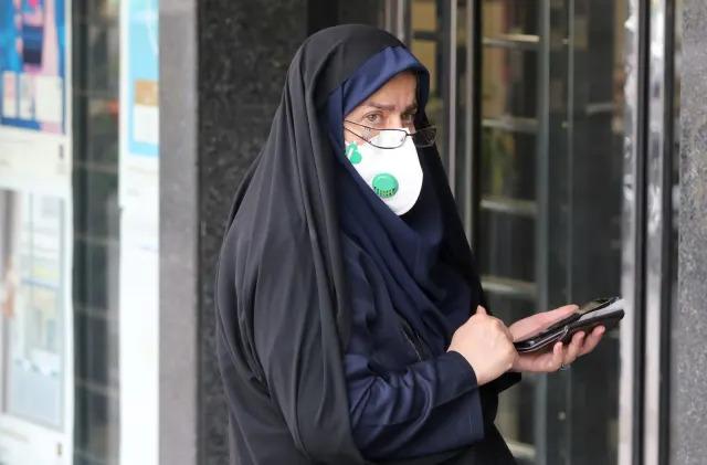 Iran's coronavirus 'diagnosis' app looks more like a surveillance tool