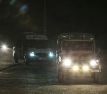 Turkey wants Syrian forces to leave border areas, aide says