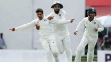 Kuldeep revels in dream Dharamsala debut