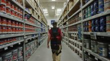 Lowe's employees get exo-suits for lifting heavy objects